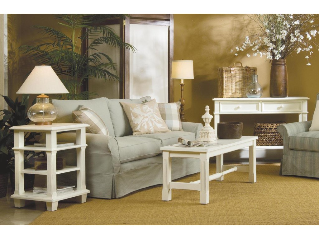 Linwood Furniture Villages of Gulf BreezeOpen Nighstand/End Table