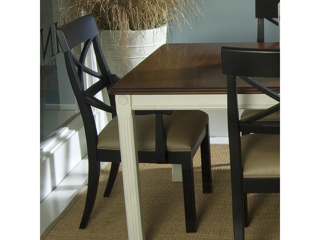 Linwood Furniture Villages of Gulf Breeze7 Piece Dining Table Set