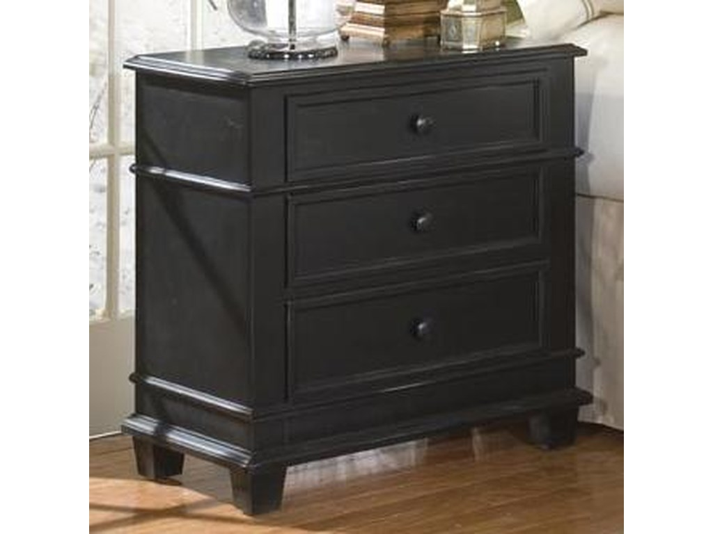Linwood Furniture Villages of Gulf BreezeThree Drawer Nightstand