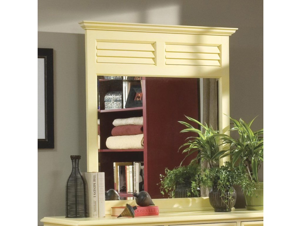 Linwood Furniture Villages of Gulf BreezeLandscape Wall Mirror