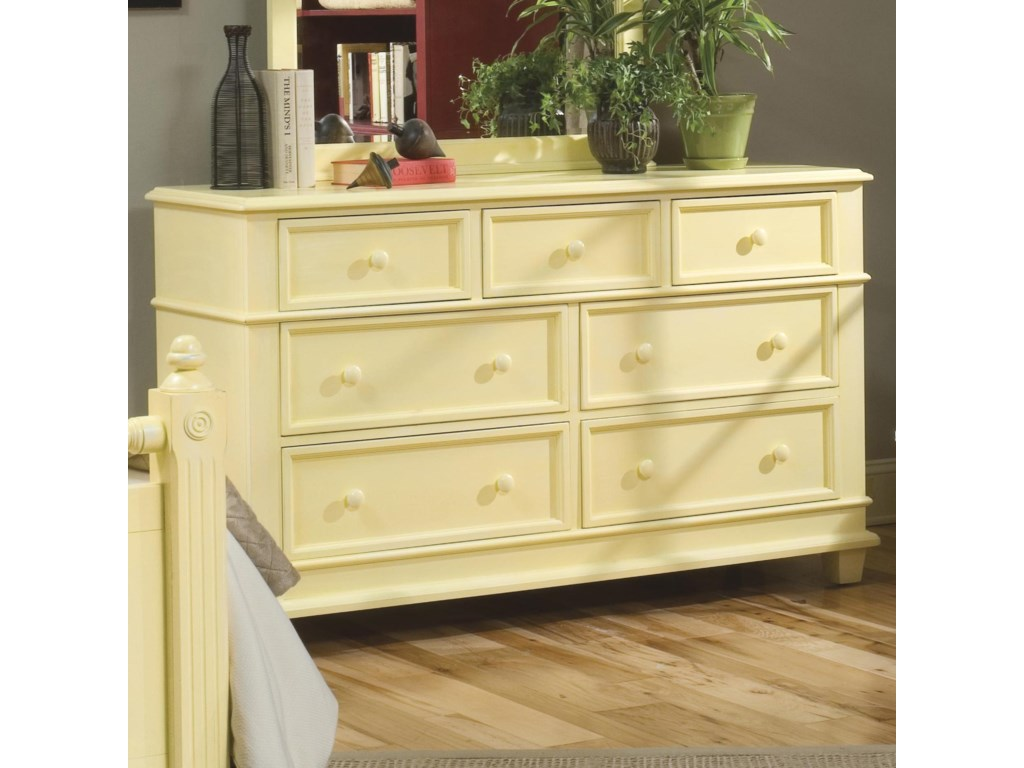 Linwood Furniture Villages of Gulf BreezeDouble Dresser