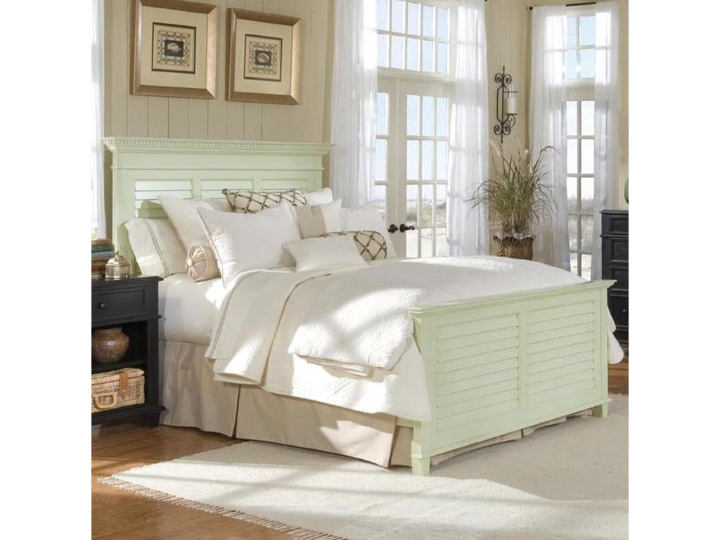 Linwood Furniture Villages of Gulf BreezeQueen Panel Bed