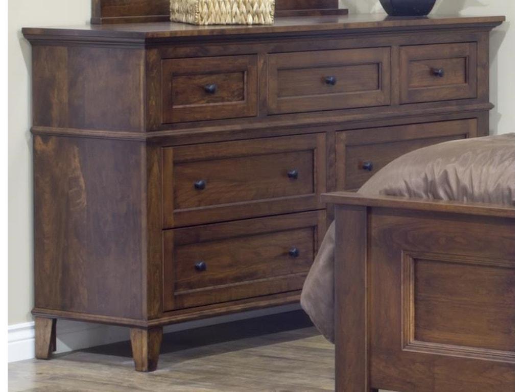 L.J. Gascho Furniture BrentwoodBrentwood Dresser