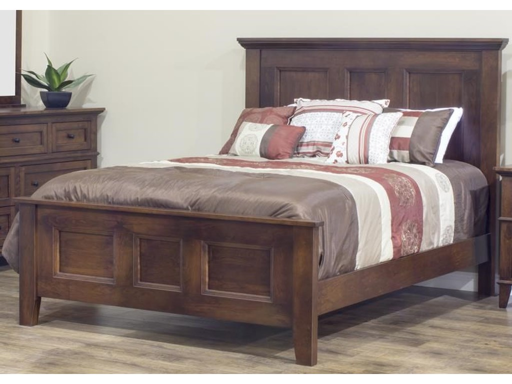 L.J. Gascho Furniture BrentwoodBrentwood King Bed