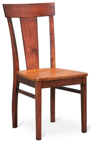 American Amish Solid Wood Dining SetsLaker Side Chair