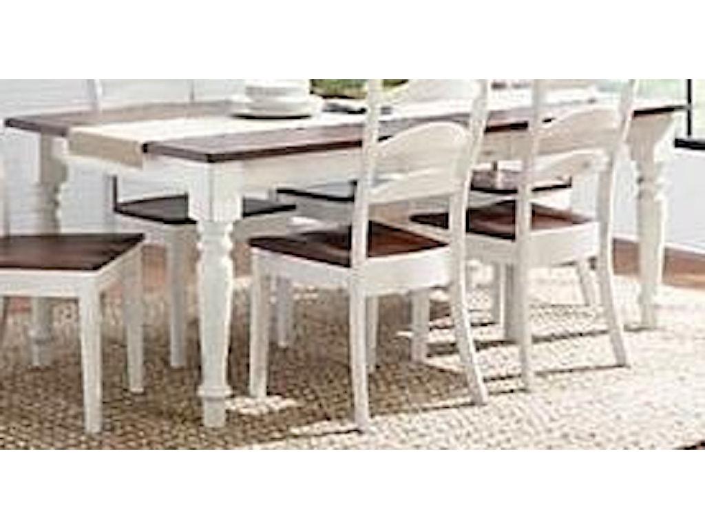 L.J. Gascho Furniture EssexEssex 2-Piece Dining Table