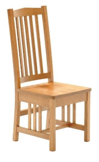 American Amish Grand MissionMission Style Side Chair