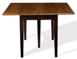 L.J. Gascho Furniture SaberSaber Solid Maple Drop Leaf Table