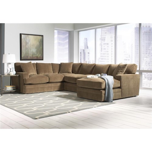 Lloyd's of Chatham 398 Viva Coffee 3PC SECTIONAL