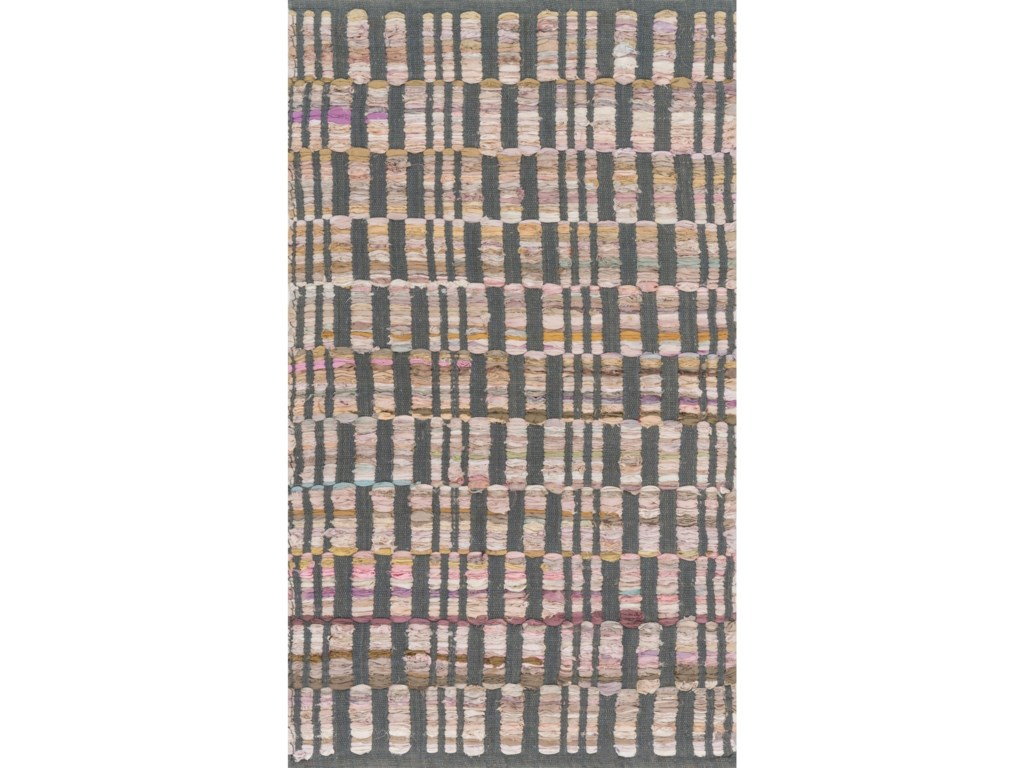 Loloi Rugs Aiden 2 3 X 3 9 Area Rug Howell Furniture Rug