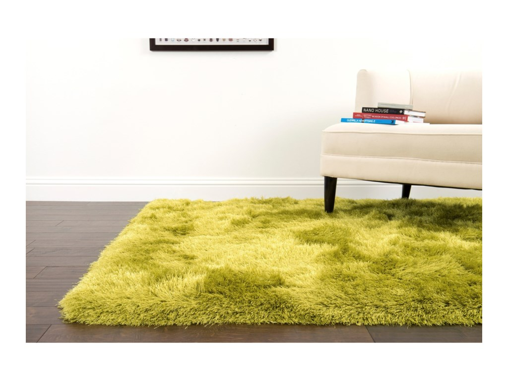 Reeds Rugs Allure Shag8'0