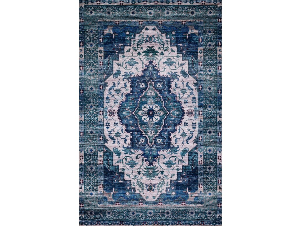 Reeds Rugs Cielo-Loloi X Justina Blakeney Collection8'-0