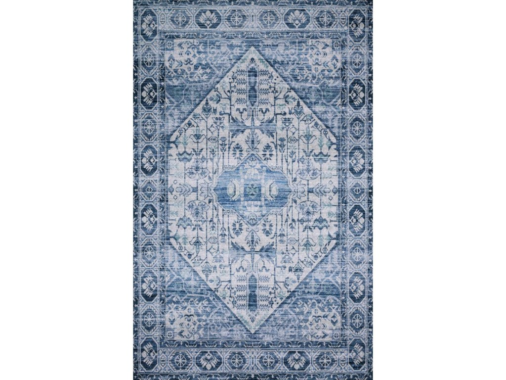 Reeds Rugs Cielo-Loloi X Justina Blakeney Collection5'-0