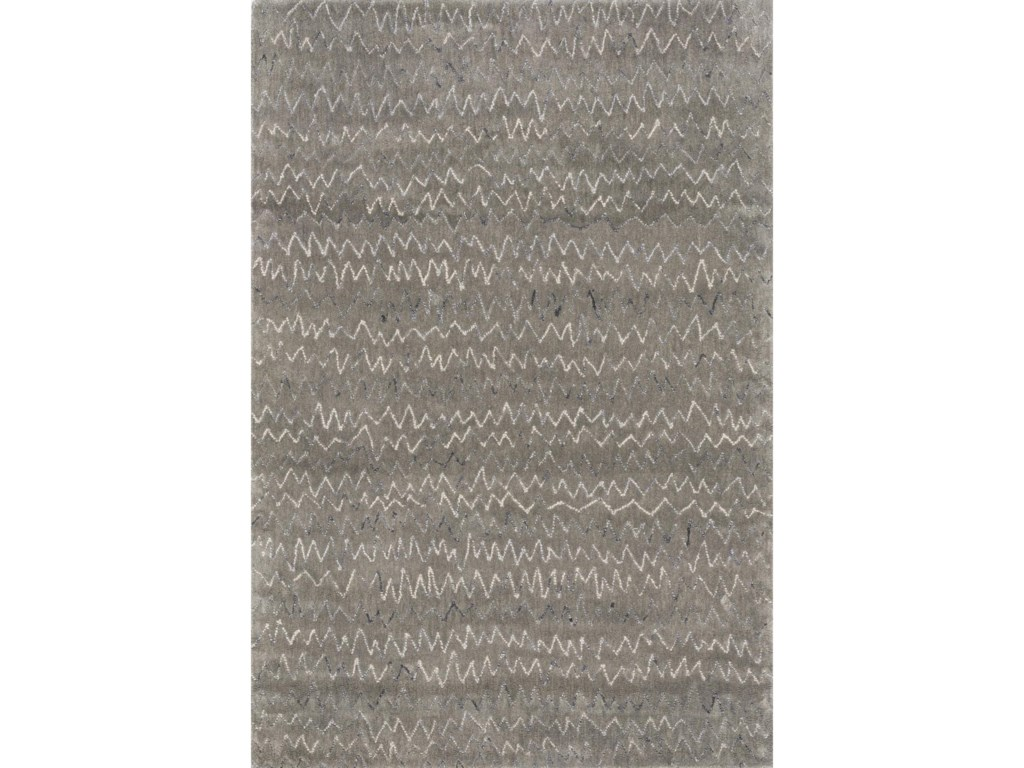 Grey Black Silver New Modern Thick Gy Rugs Large Small Runners