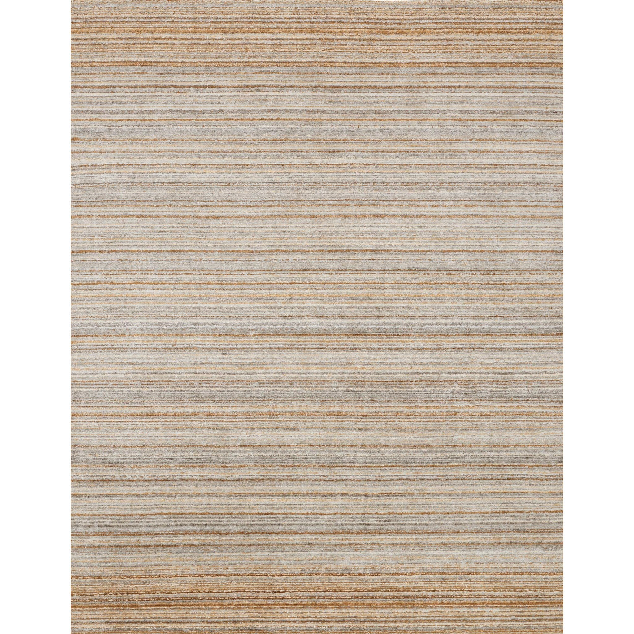 """9'-6"""" x 13'-6"""" Silver / Gold Area Rug"""