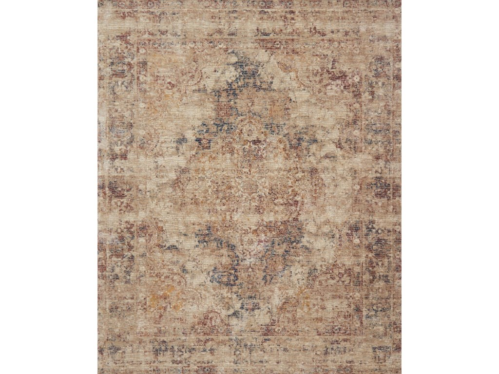 Loloi Rugs Porcia 2 0 X 3 4 Ivory Area Rug Miskelly Furniture