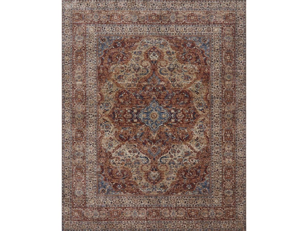 Loloi Rugs Porcia 2 0 X 3 4 Adobe Spice Area Rug Miskelly