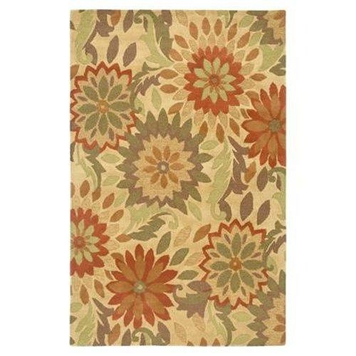 LR Resources Dazzle 8 x 10 Area Rug : Rustic