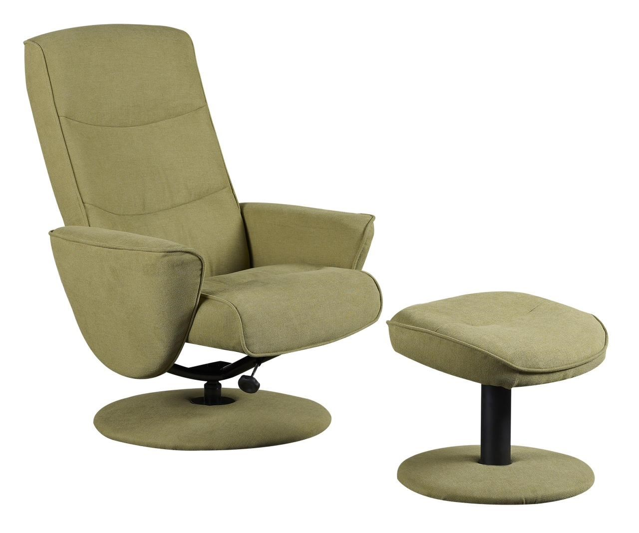Mac Motion Chairs Mac Motion ChairsSwivel Recliner And Ottoman Set ...