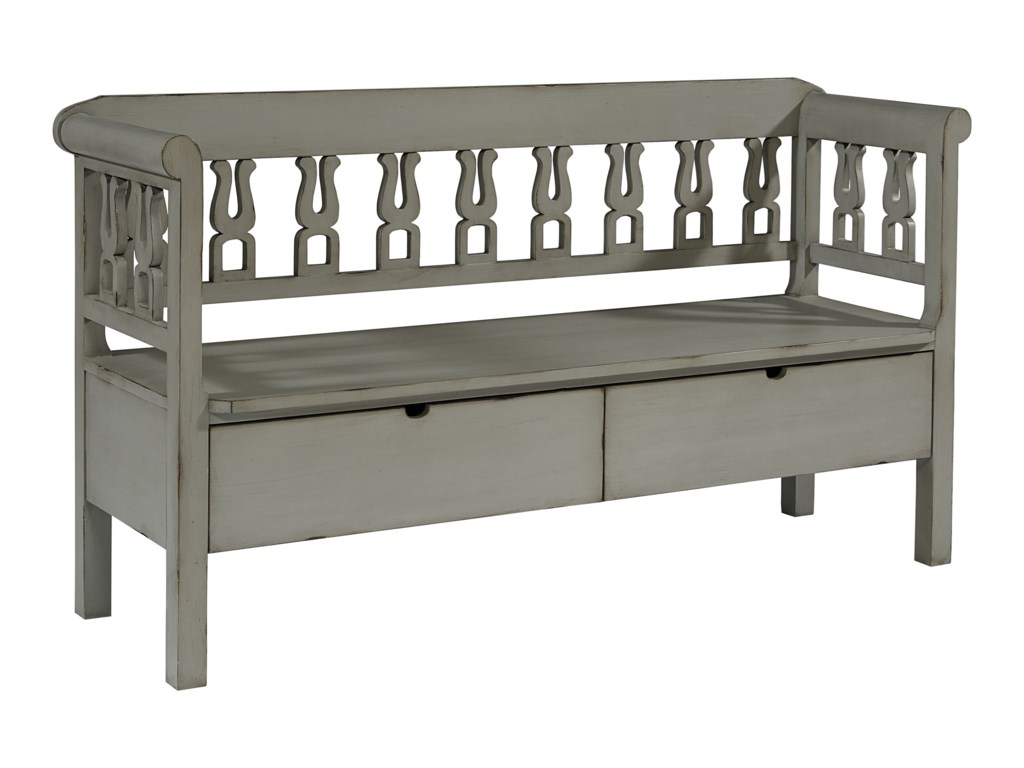 Magnolia Home by Joanna Gaines Accent ElementsBench with Storage