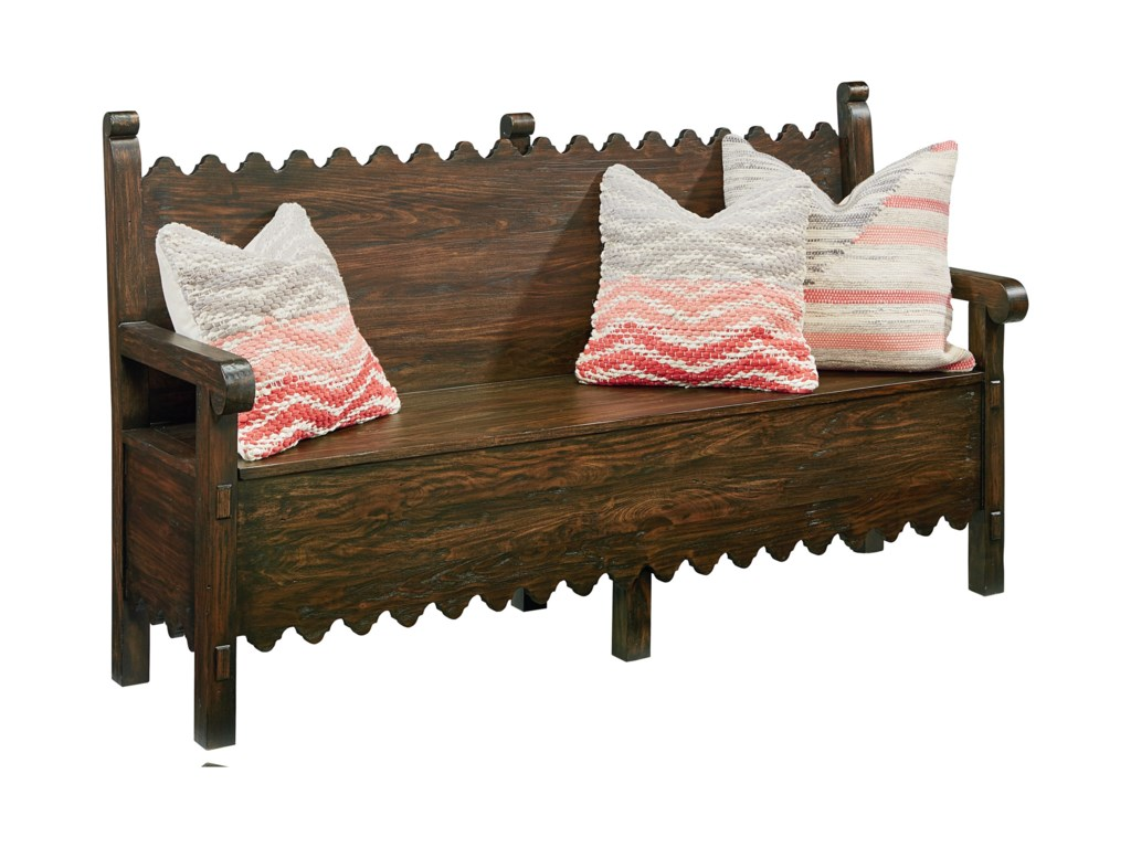 Magnolia Home by Joanna Gaines Accent ElementsStorage Bench