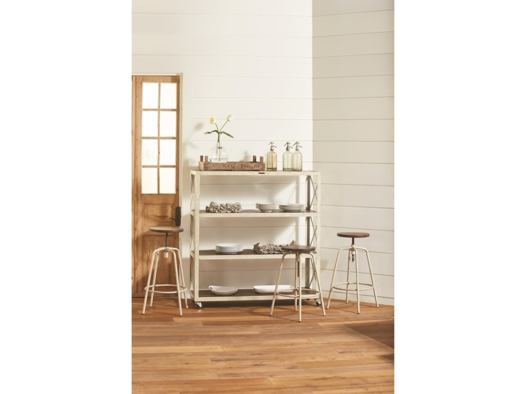 Magnolia Home by Joanna Gaines Accent ElementsLarge Bookcase