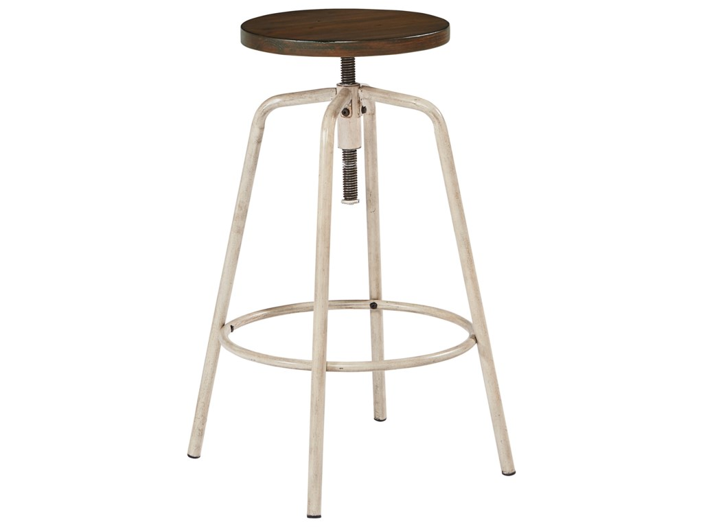 Magnolia Home by Joanna Gaines Accent ElementsRound Stool