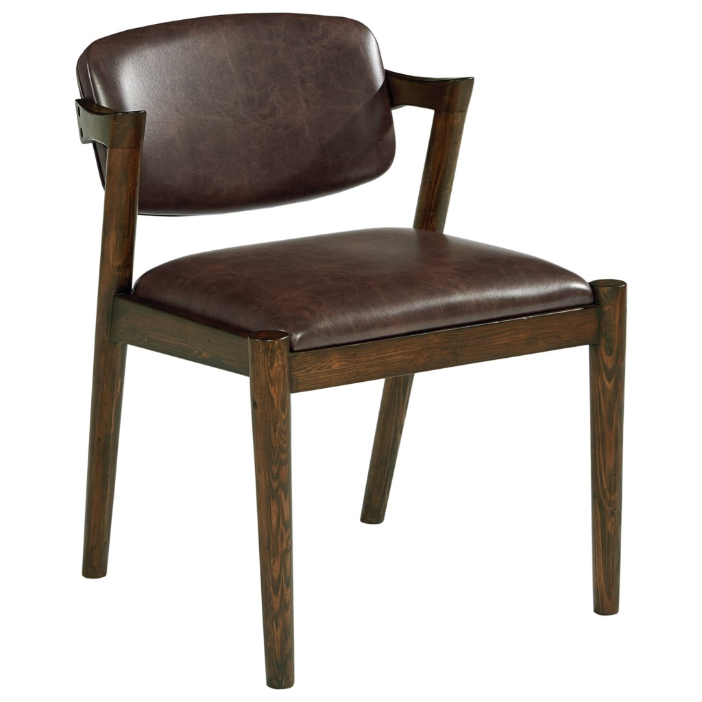 magnolia home by joanna gaines boho z side chair with upholstered