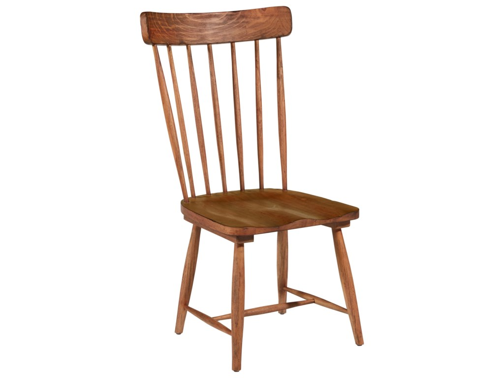 Magnolia Home by Joanna Gaines FarmhouseSpindle Back Side Chair