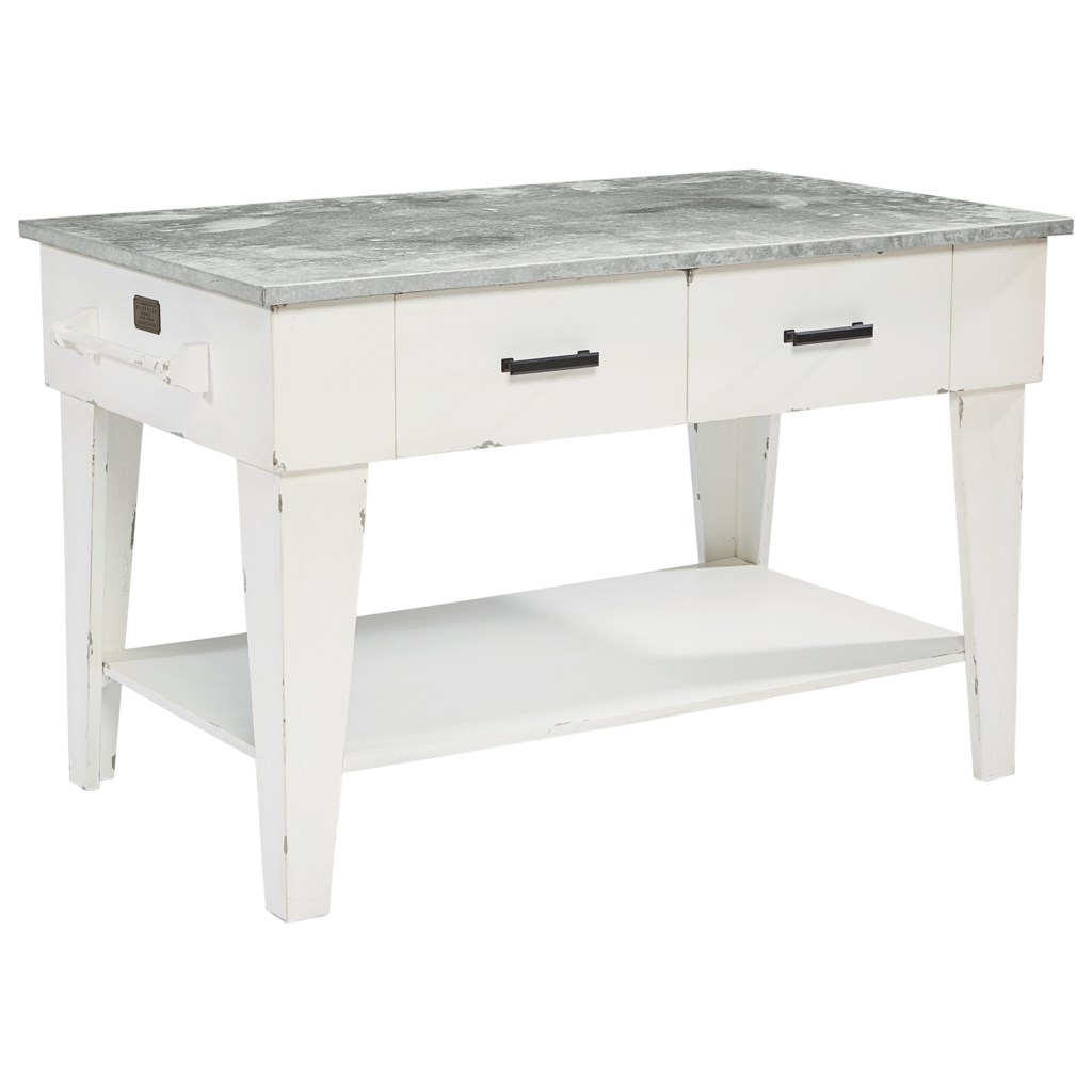 magnolia home by joanna gaines farmhouse kitchen island with 2