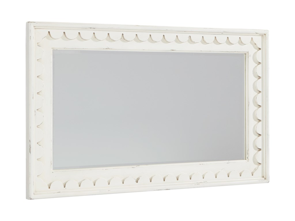 Magnolia Home by Joanna Gaines FarmhouseScallop Mirror
