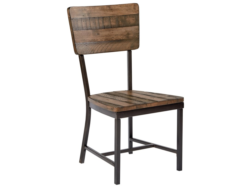 Magnolia Home by Joanna Gaines IndustrialSide Chair