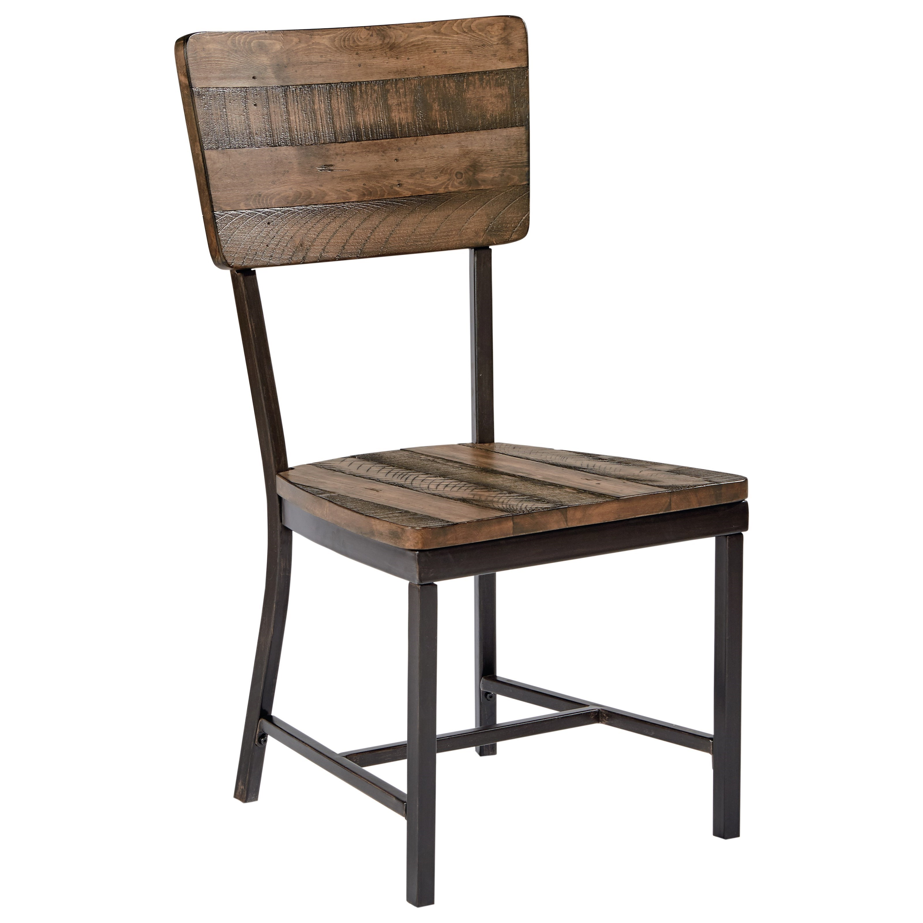 Perfect Magnolia Home By Joanna Gaines IndustrialSide Chair ...