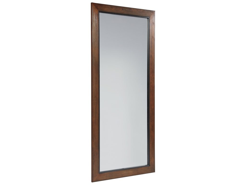Magnolia Home by Joanna Gaines IndustrialStanding Wood Framed Mirror
