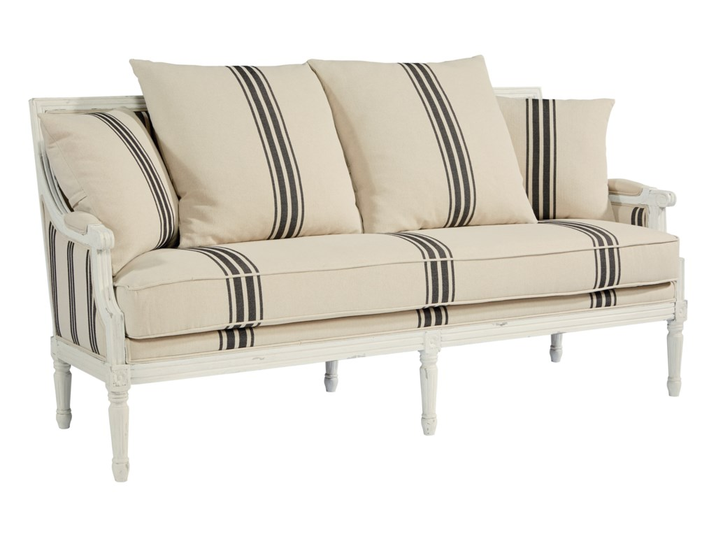 Magnolia Home by Joanna Gaines ParlorSettee Sofa