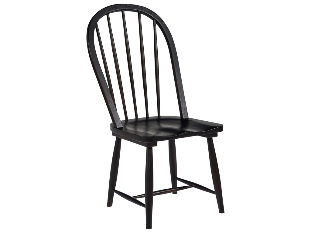 Magnolia Home by Joanna Gaines PrimitiveWindsor Hoop Chair