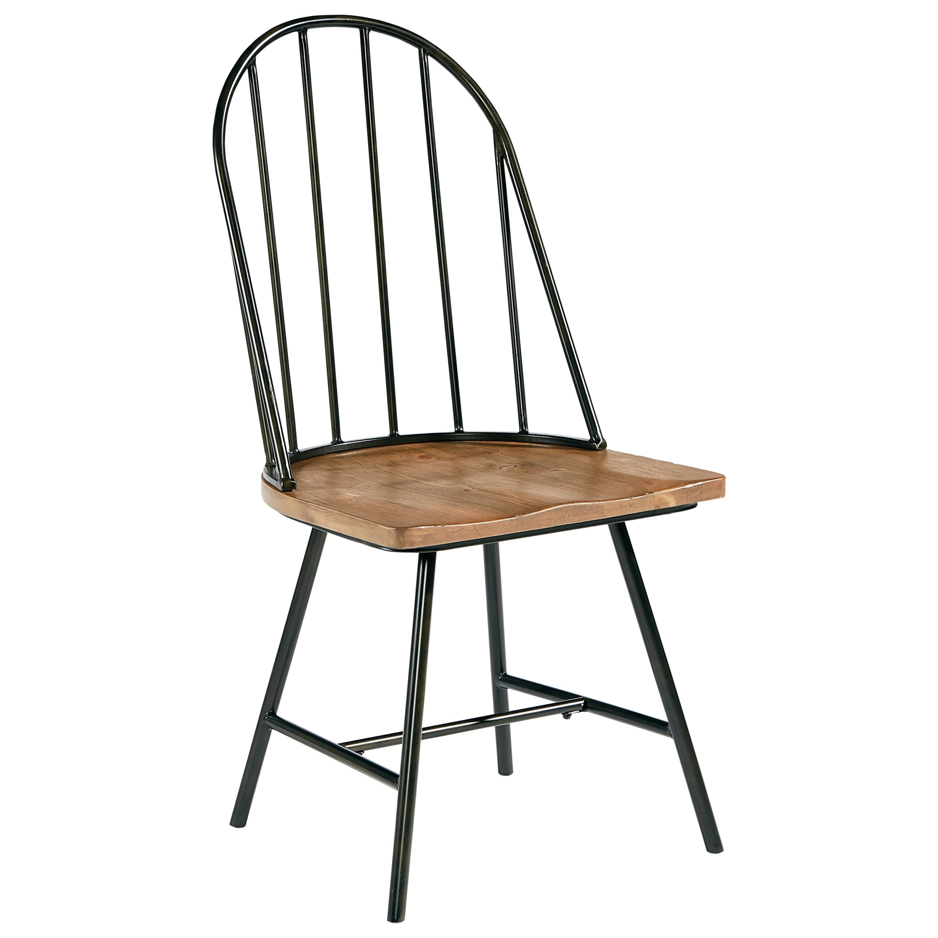Attirant Magnolia Home By Joanna Gaines PrimitiveMetal Hoop Chair ...