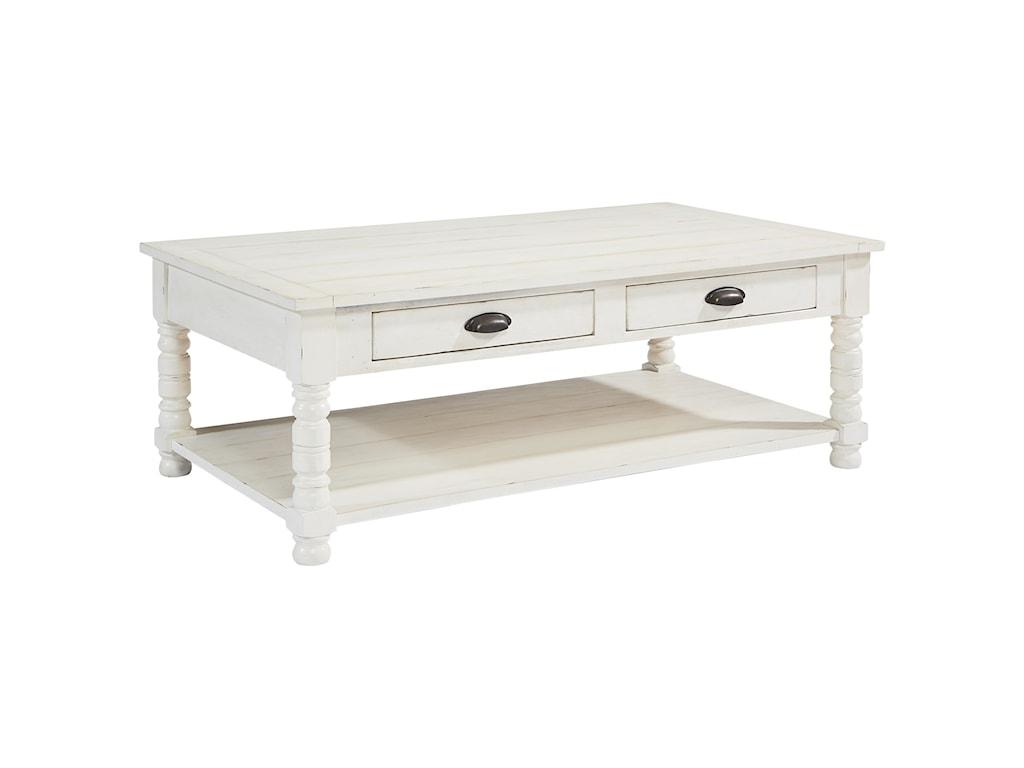 Magnolia Home by Joanna Gaines PrimitiveBobbin Cofee Table