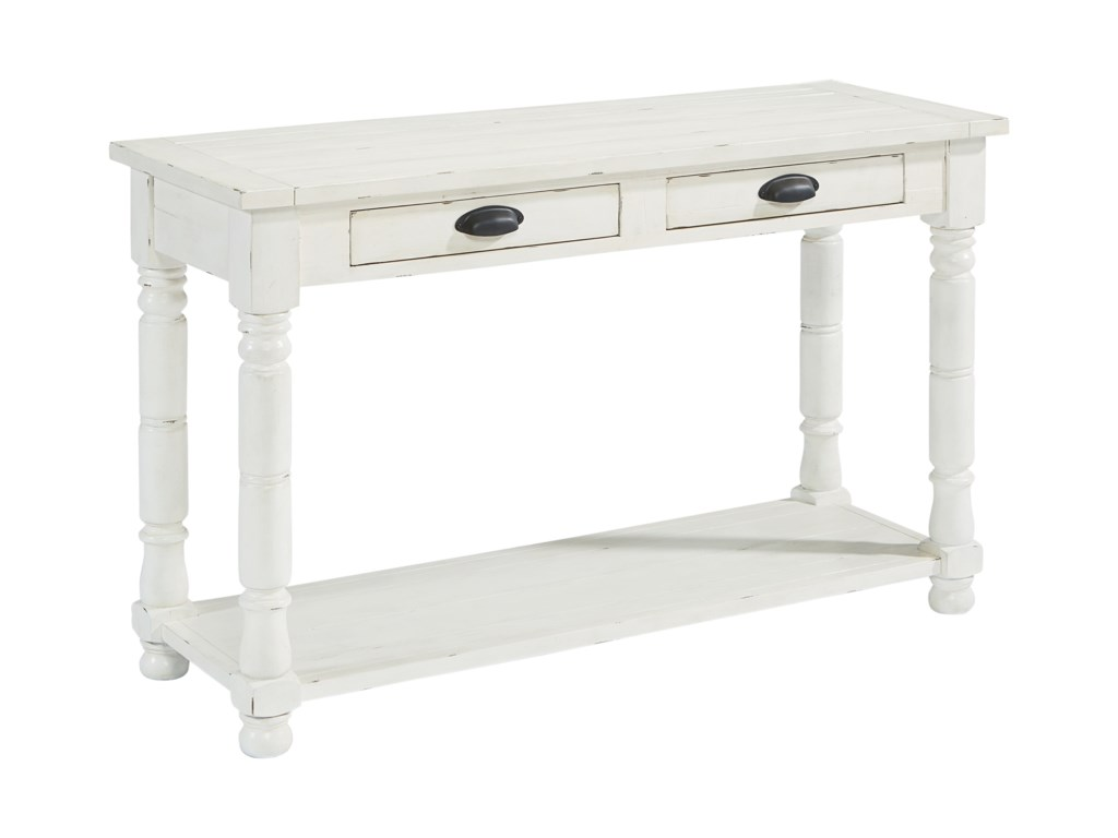 Magnolia Home by Joanna Gaines PrimitiveBobbin Console Table