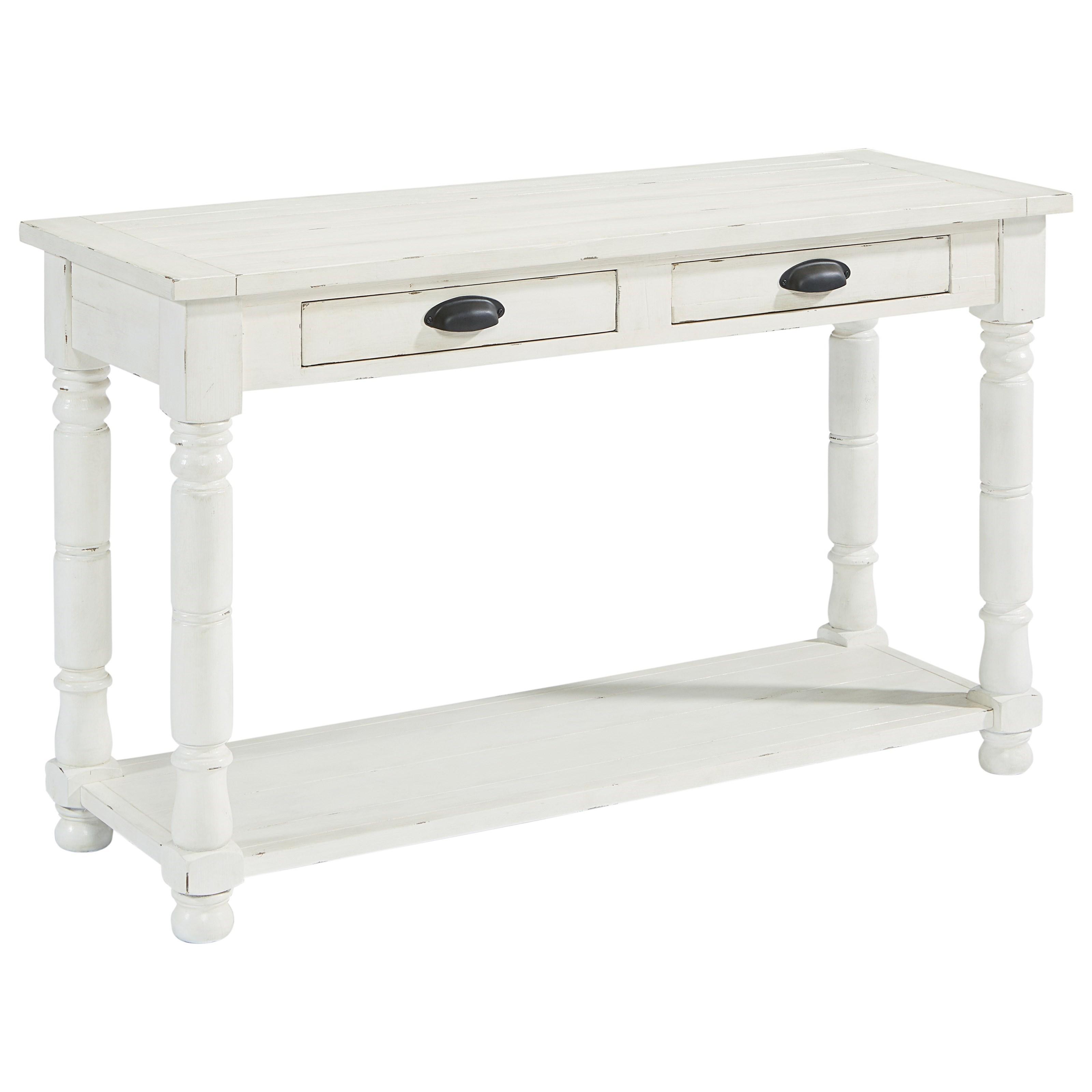 Magnolia Home By Joanna Gaines PrimitiveBobbin Console Table
