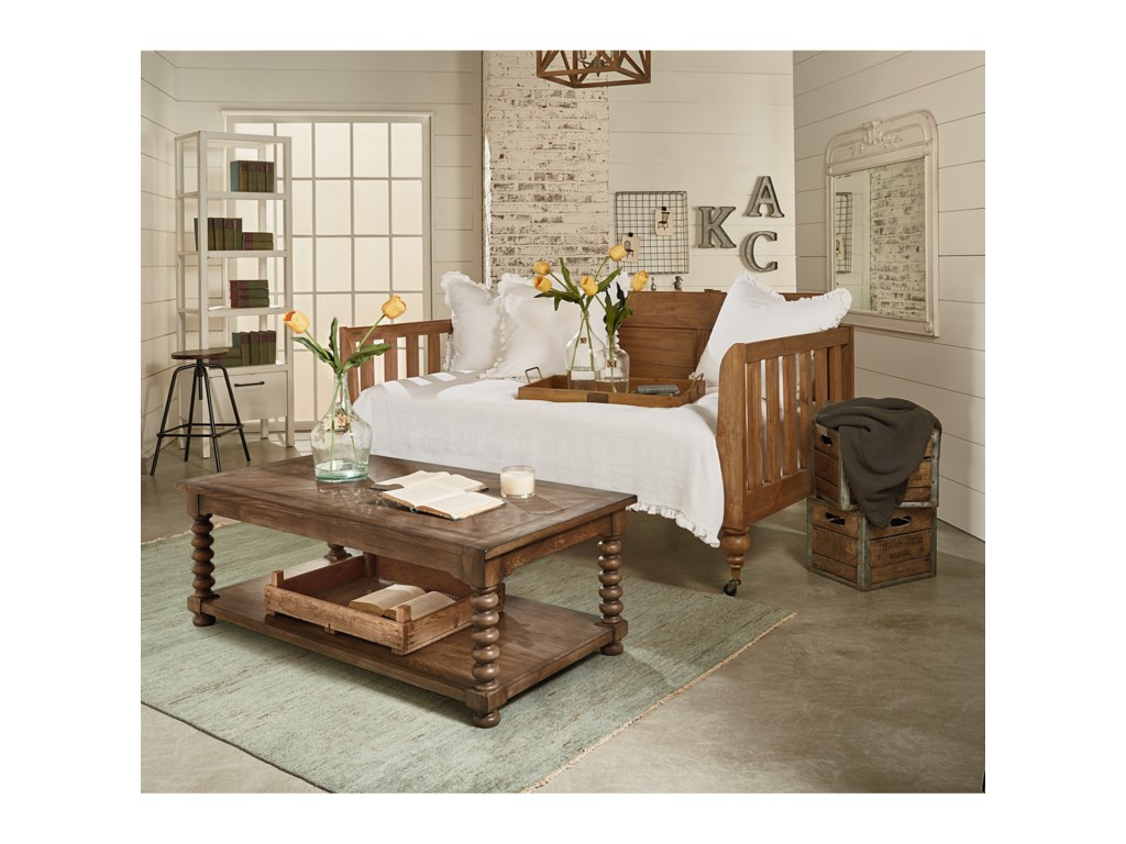 Magnolia home by joanna gaines primitive framed panel daybed magnolia home by joanna gaines primitive framed panel daybed geotapseo Image collections