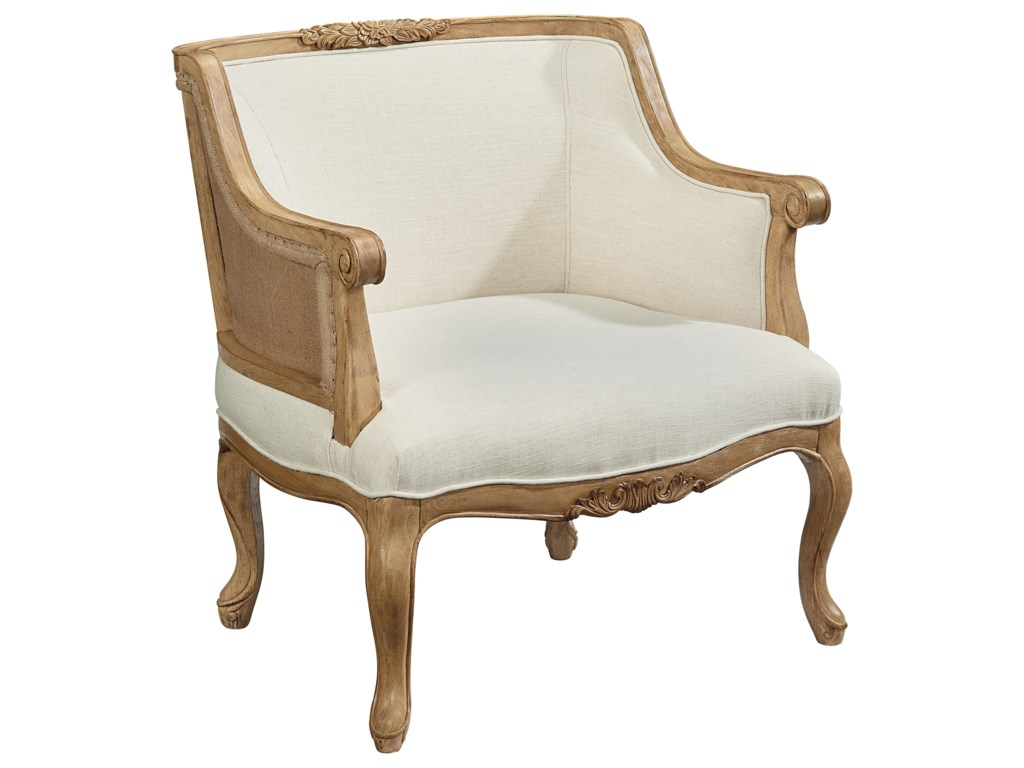 Magnolia Home by Joanna Gaines Accent ChairsBloom Architectural Chair