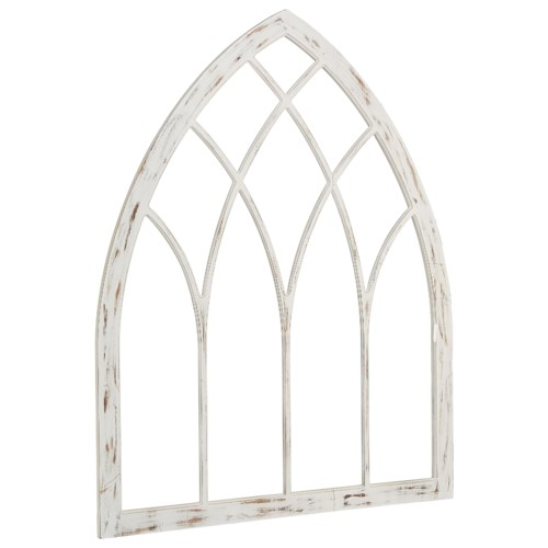 Magnolia Home by Joanna Gaines Accent Elements Arch Window Wall Décor