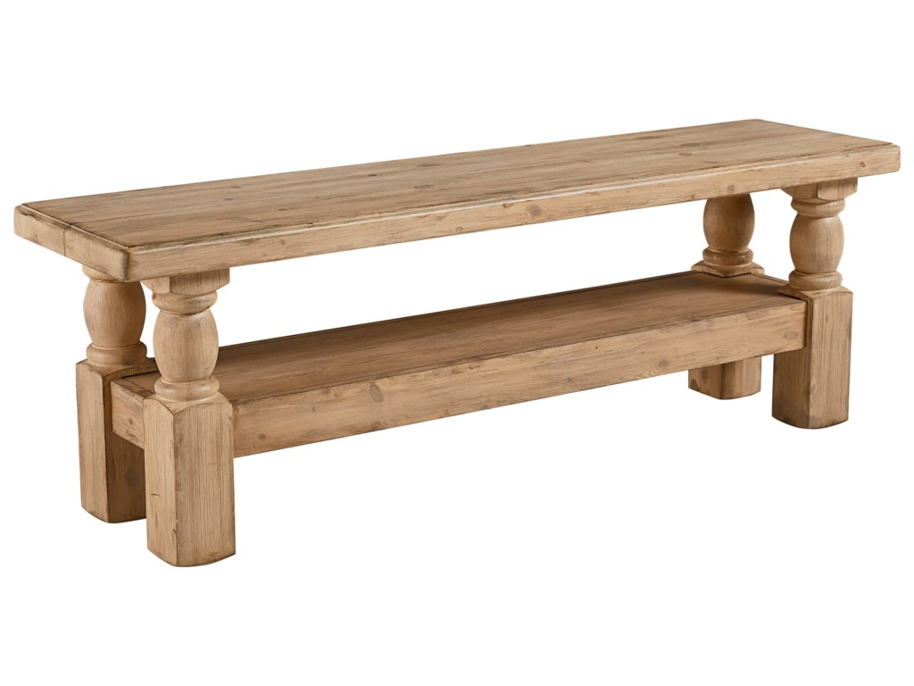 Magnolia Home by Joanna Gaines Accent ElementsHall Bench