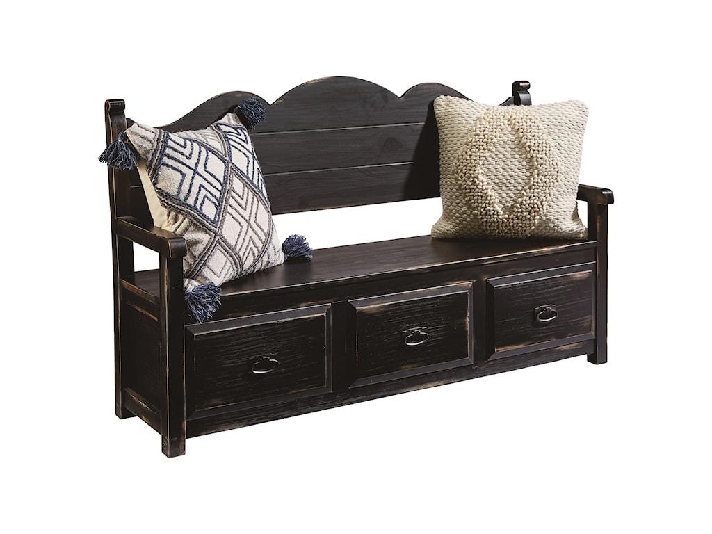 Magnolia Home by Joanna Gaines Accent ElementsStorage Bench