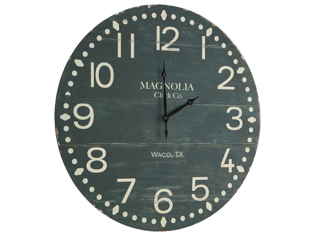 Magnolia Home by Joanna Gaines AccessoriesCourthouse Clock