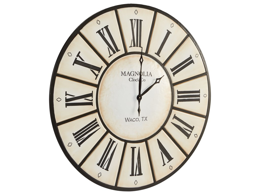 Magnolia Home by Joanna Gaines AccessoriesVillage Clock