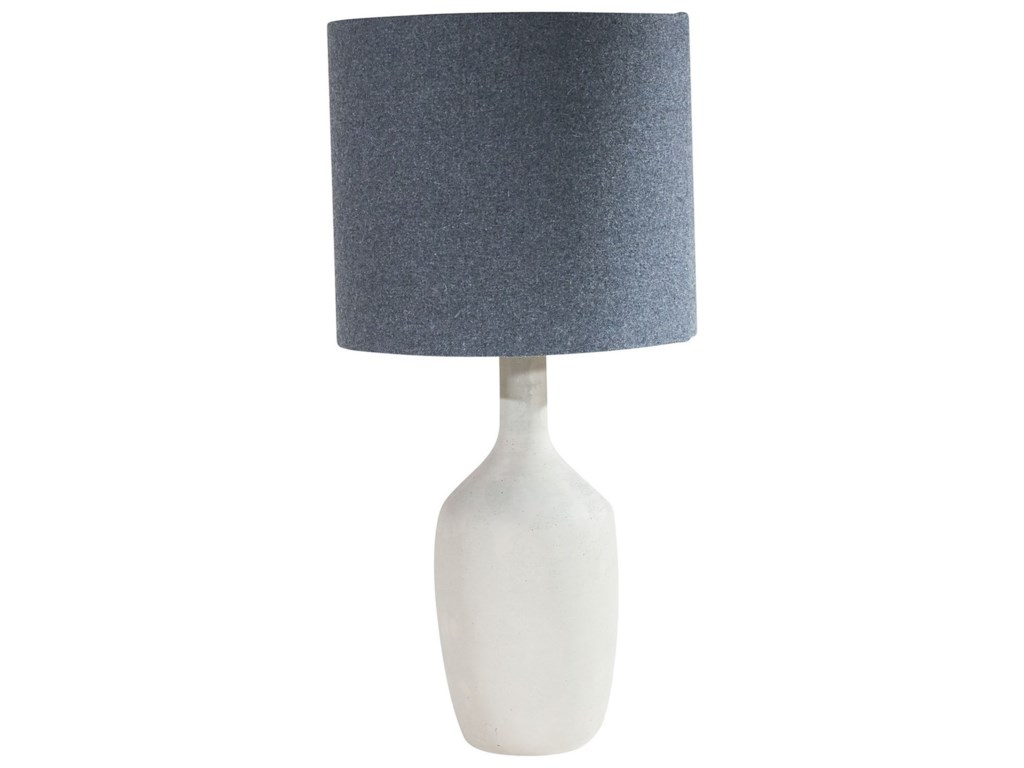 Magnolia Home by Joanna Gaines AccessoriesCement Asher Table Lamp