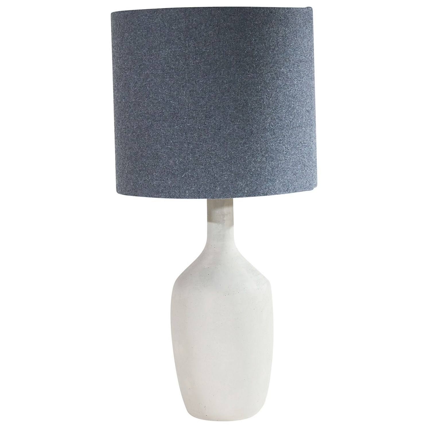 Magnolia Home By Joanna Gaines Accessories Cement Asher Table Lamp