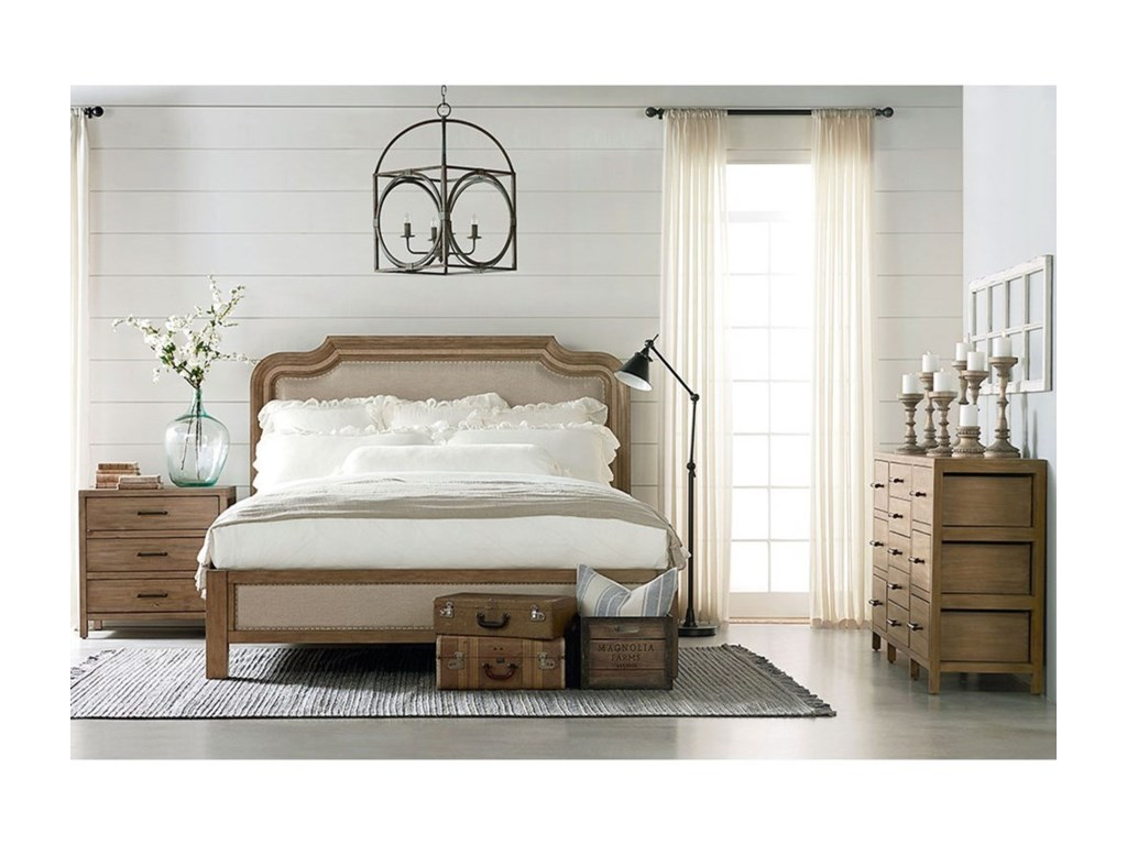 Magnolia Home By Joanna Gaines ArchitecturalStratum Queen Bedroom Group